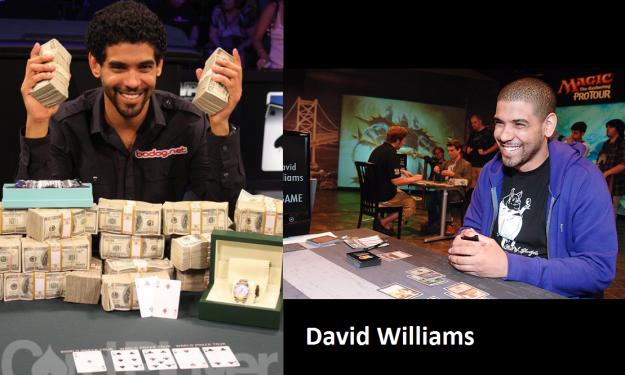Images via cardplayer.com and Wizards of the Coast
